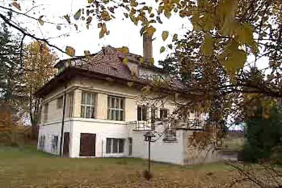 Rodinná buňka dětského domova na Milevsku