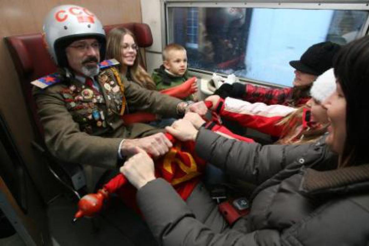 Silvestrovský vlak