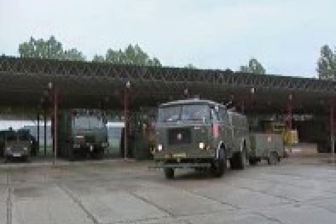 Vojenská základna