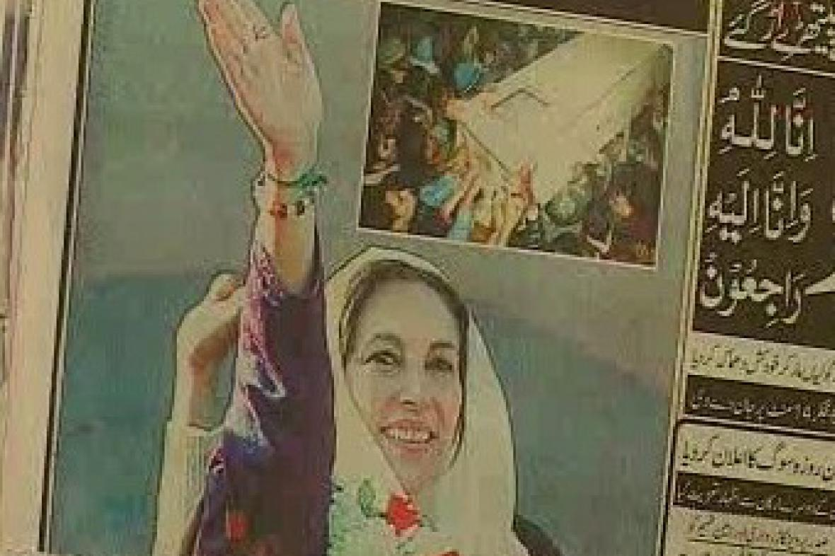 Benazír Bhuttová