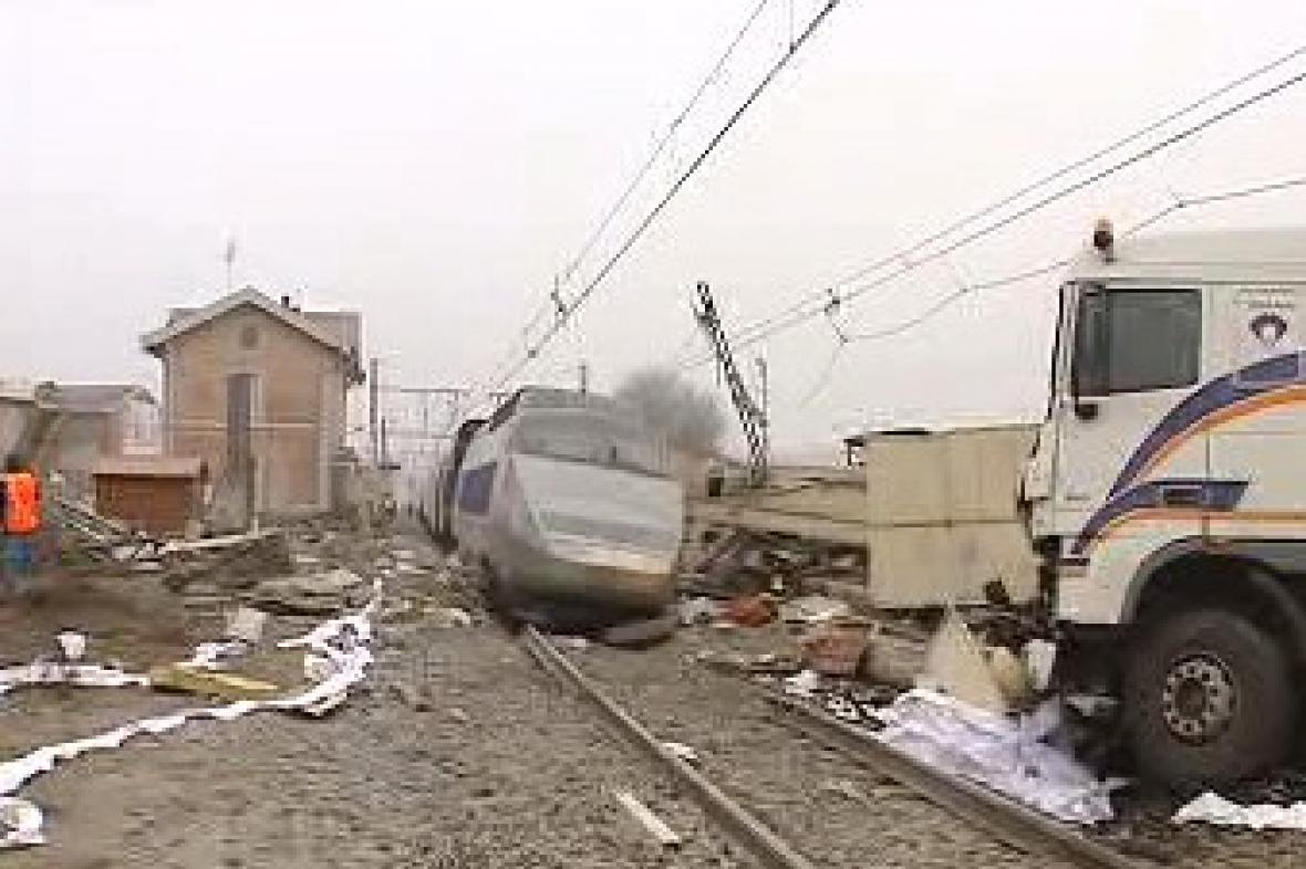 Nehoda TGV