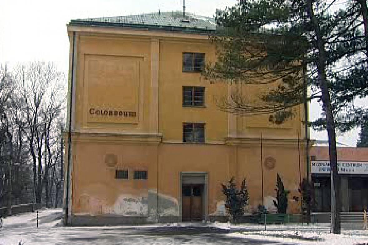 Budova Kolosea v LIberci