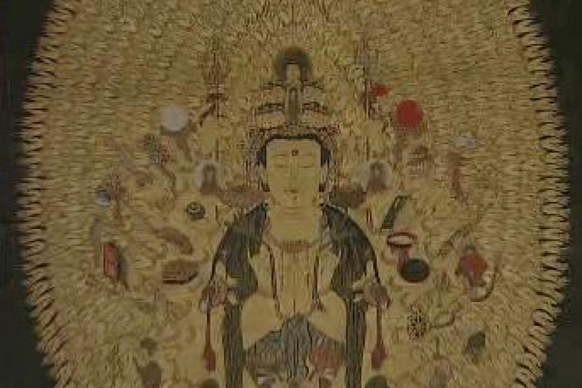 Figurální malba východní Asie