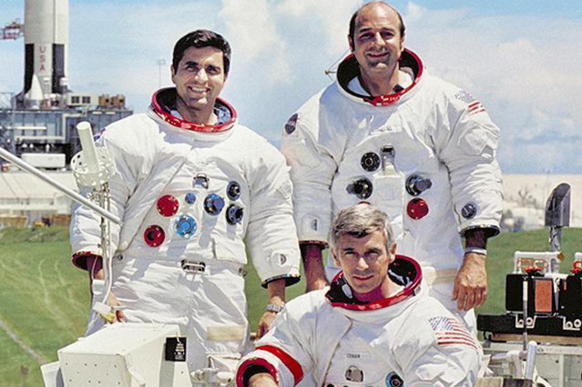 Posádka kosmické lodi Apollo 17