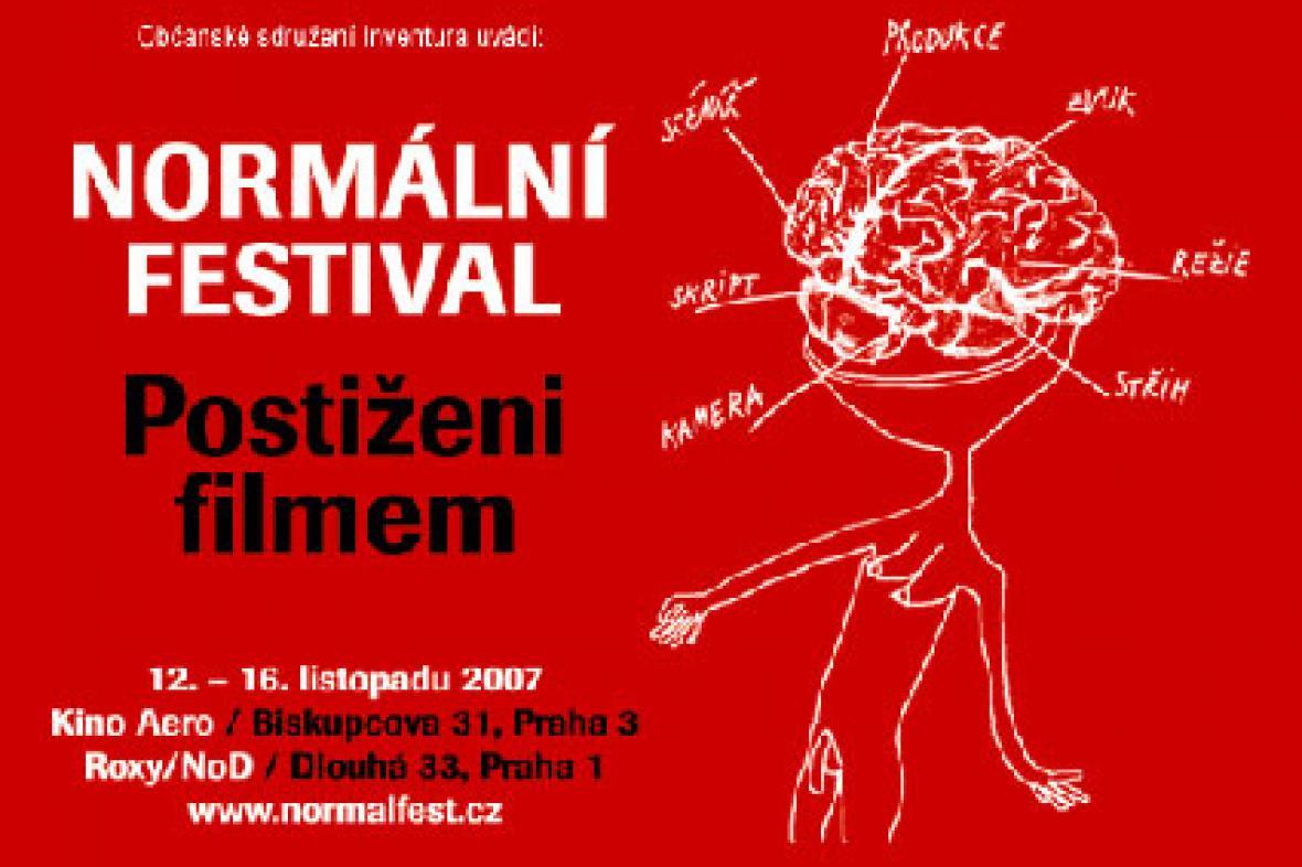 Normální festival-Postiženi filmem