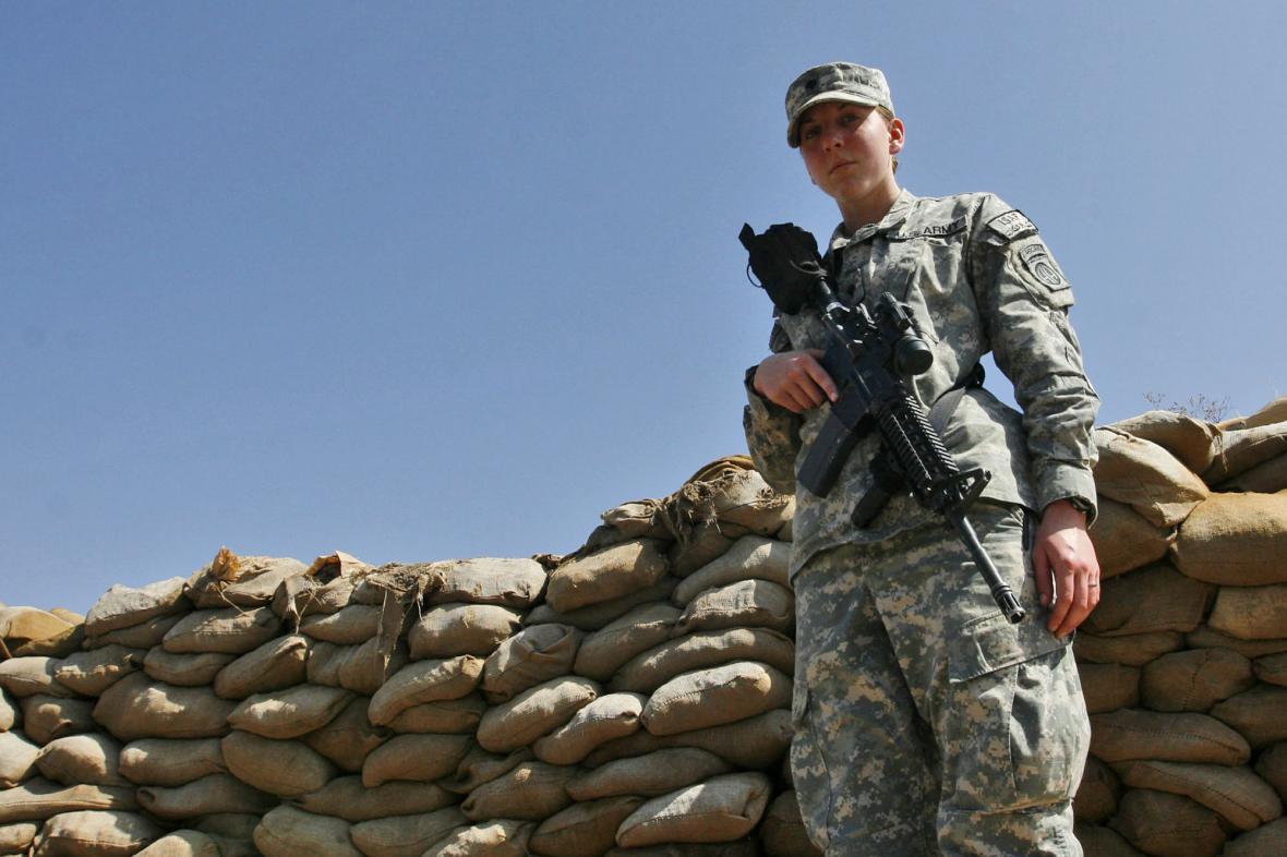 Ženy v americké armádě