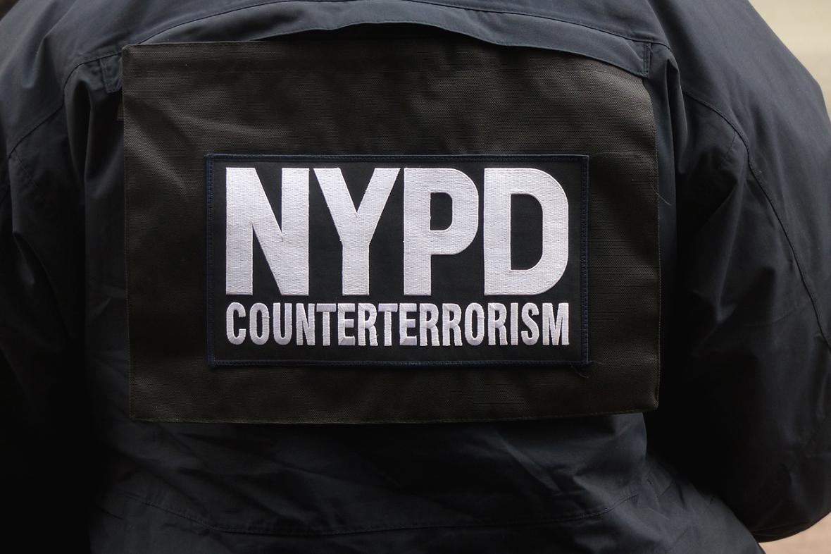 Protiteroristická jednotka newyorské policie