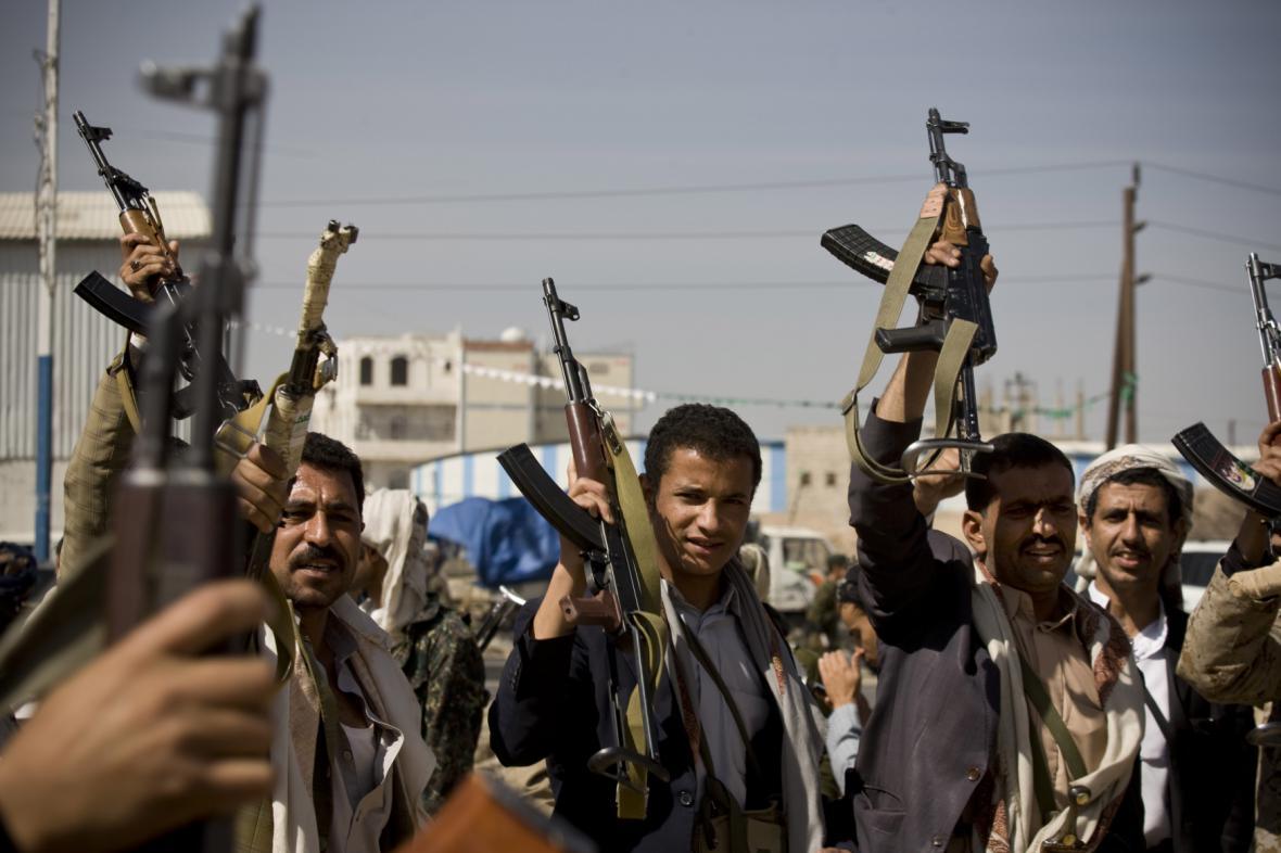 Násilí v Jemenu