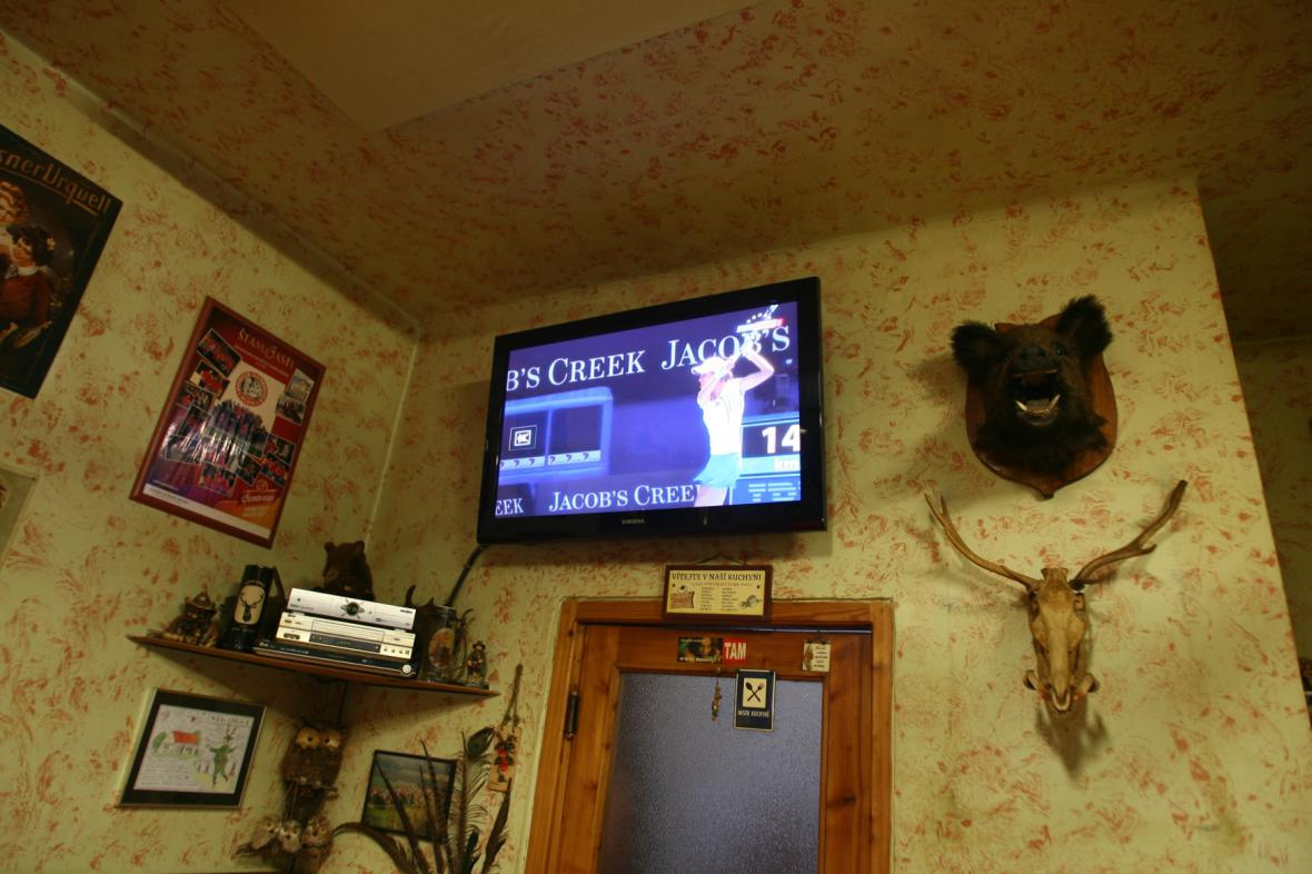 Hospoda s televizí