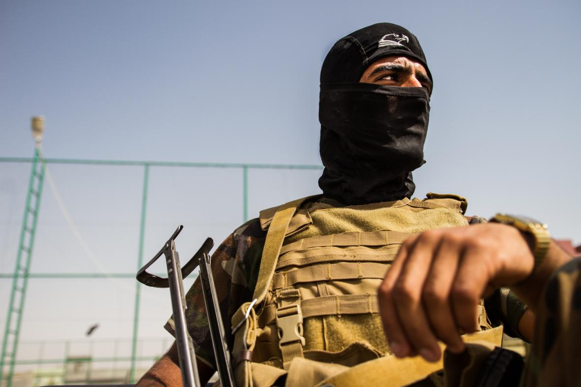 Boj s islamisty