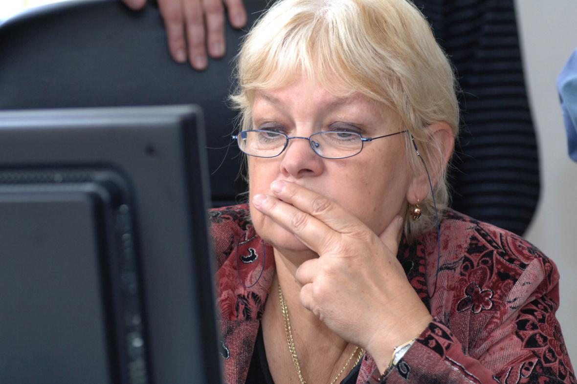 Politička ČSSD Eva Richtrová