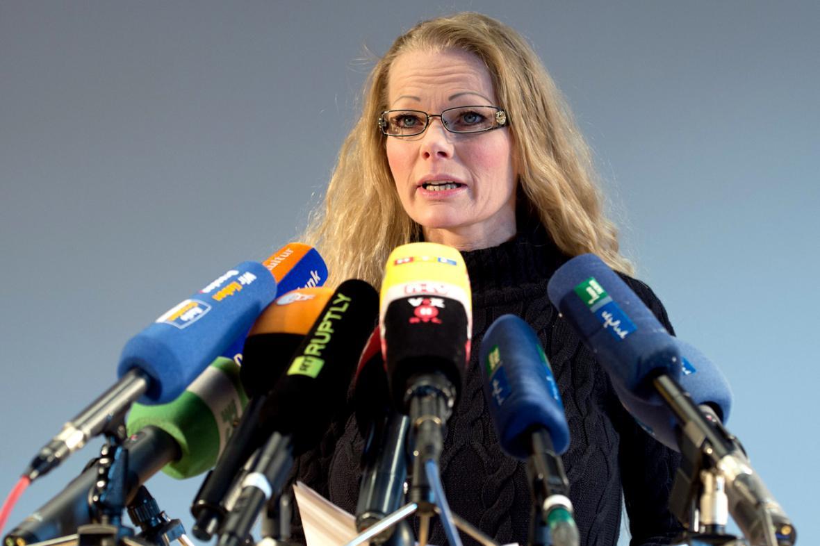 Kathrin Oertelová oznámila založení DDfE