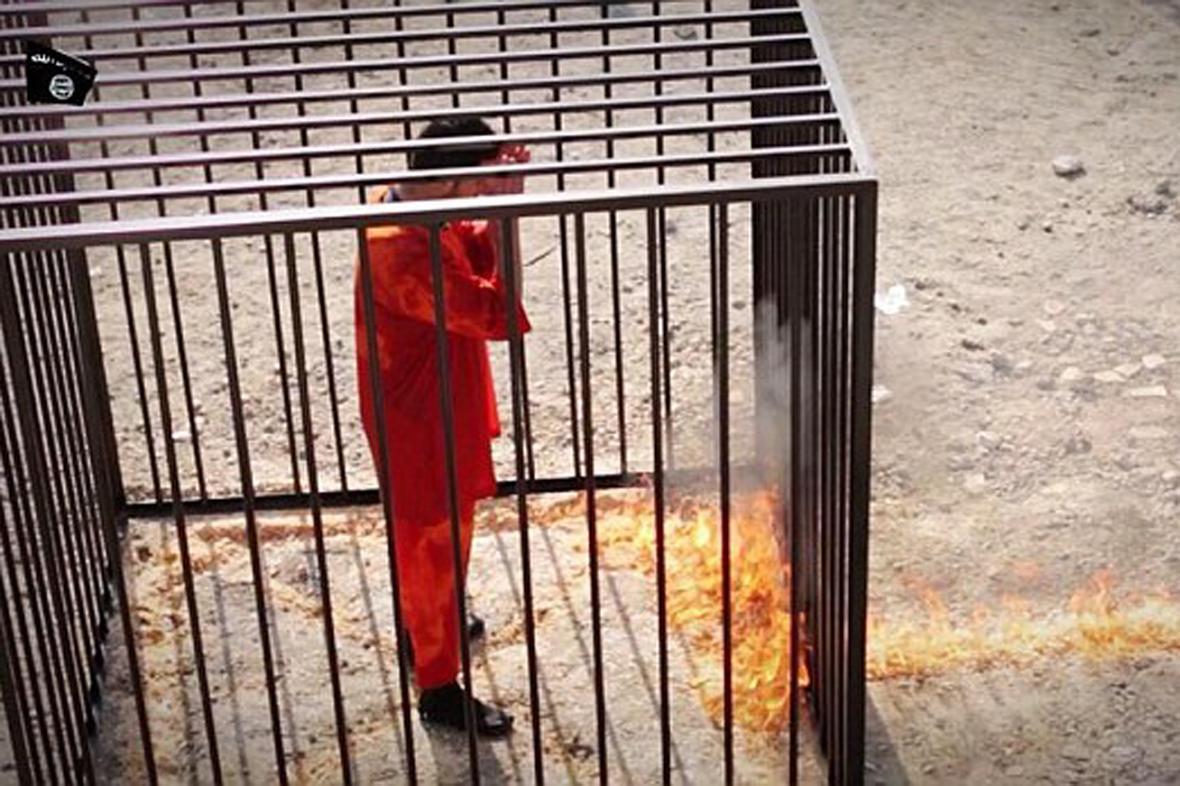 Upálení Maáze Kasásby