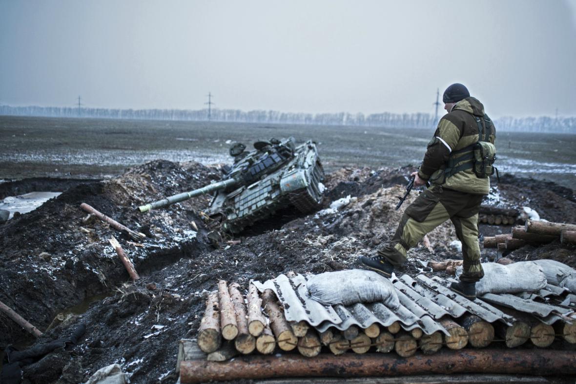 Ukrajinský konflikt