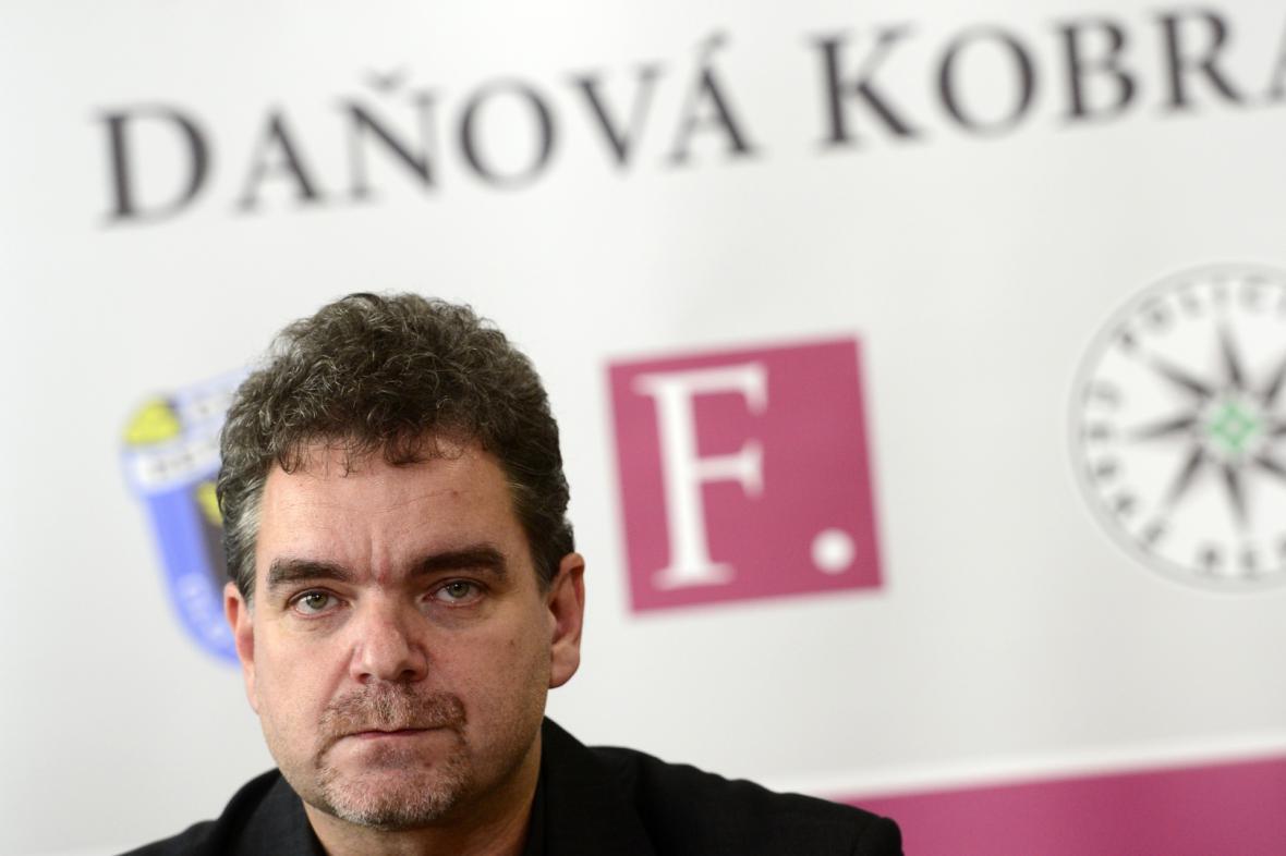 Jaroslav Vild, šéf Útvaru odhalování korupce a finanční kriminality