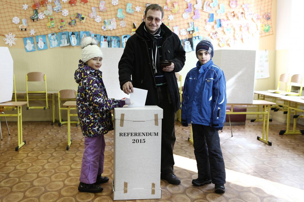 Referendum o ochraně tradiční rodiny