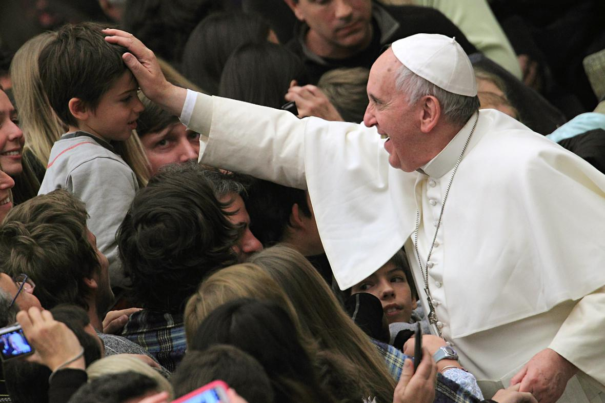 Generální audience papeže Františka