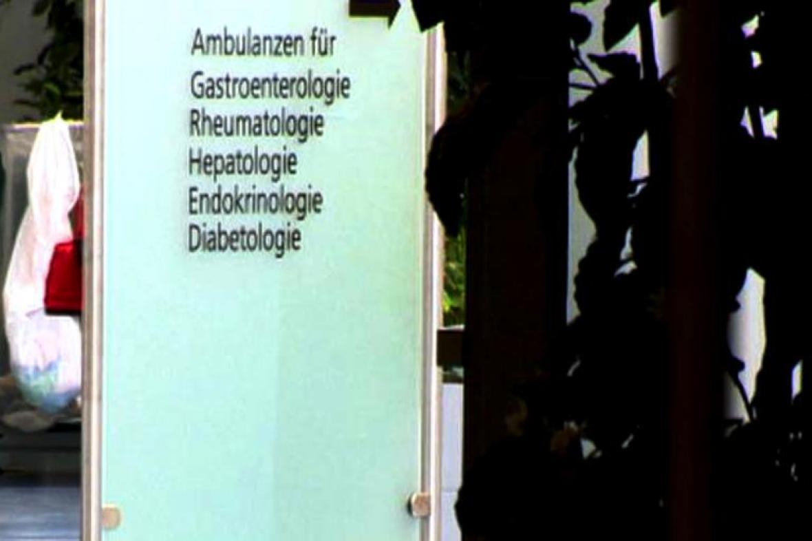 Nemocnice v Německu
