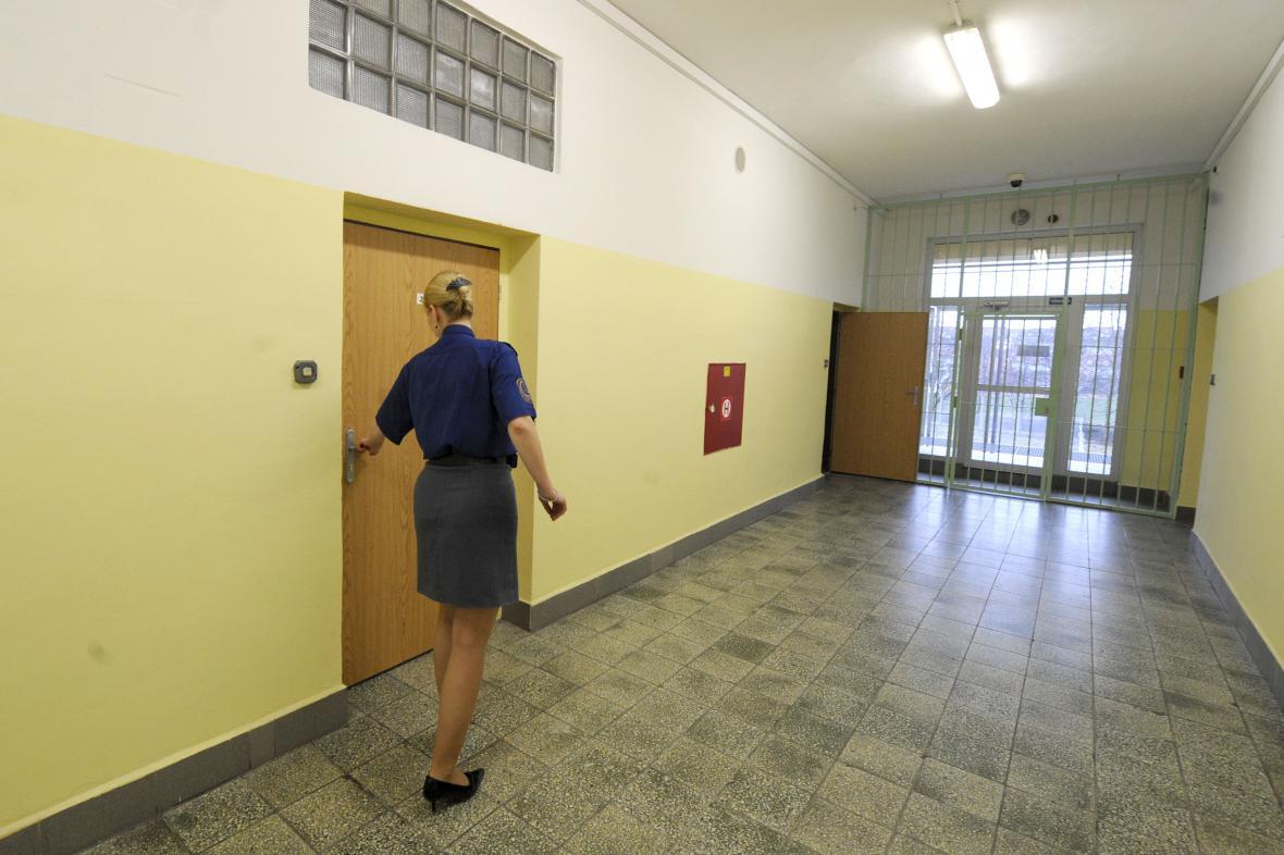 Ženská věznice ve Velkých Přílepech