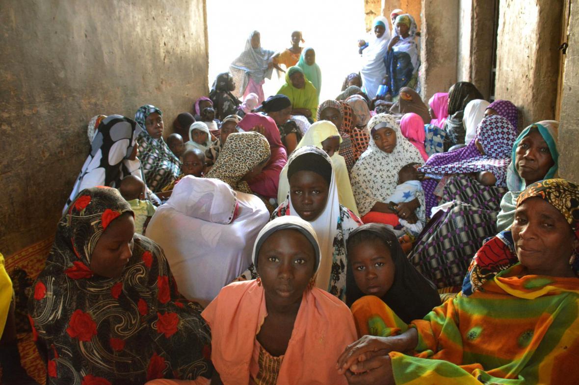 Uprchlíci před Boko Haram
