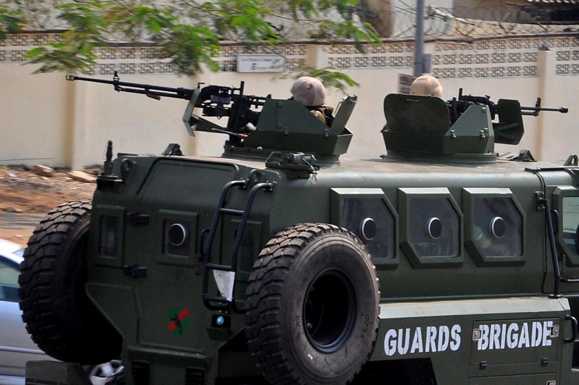 Boj proti Boko Haram