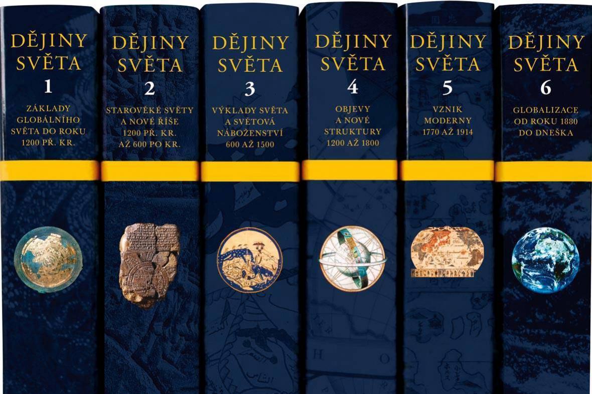 Edice Dějiny světa