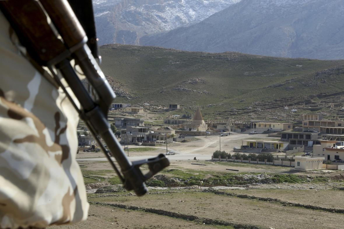 Boj s islamisty v Iráku