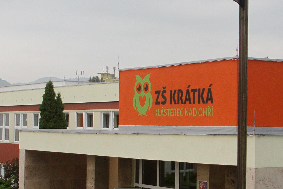 Základní škola v Klášterci nad Ohří