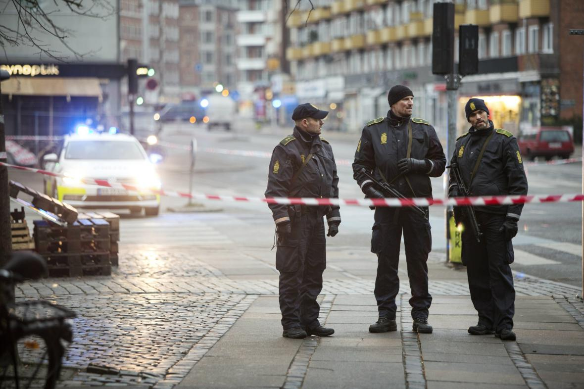 Teroristické útoky v Kodani