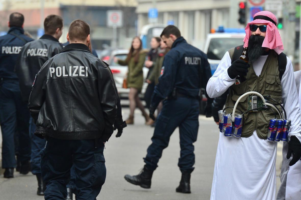 Kvůli hrozbě útokem byl v Braunschweigu zrušen masopustní průvod