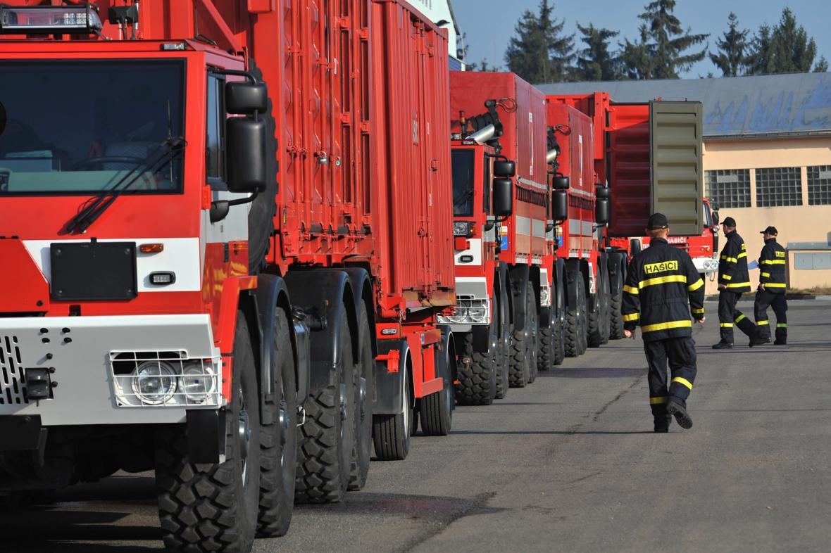 Český humanitární konvoj