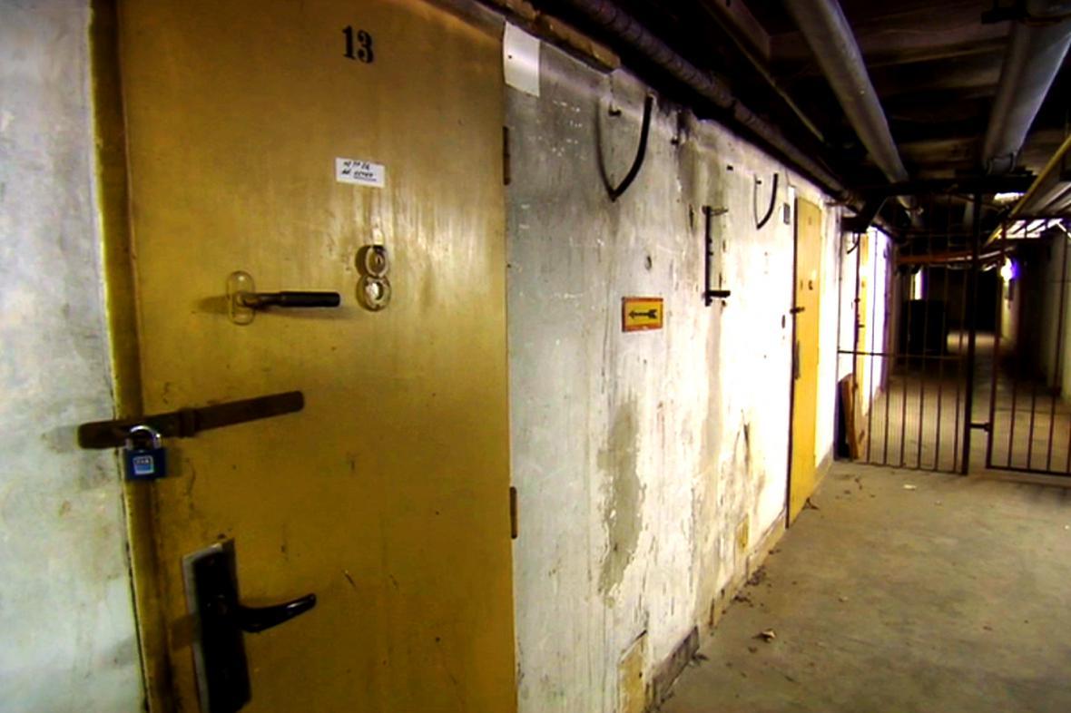 Bývalé tajné vězení StB