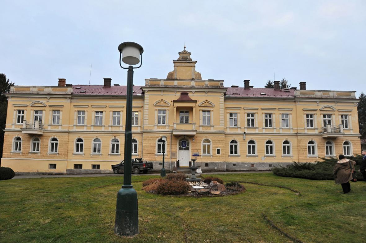 Letiny pavilon Vlatava