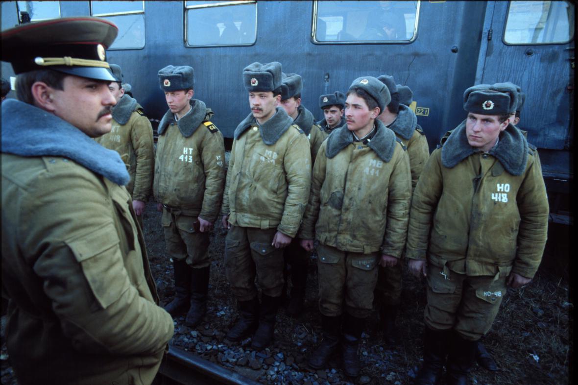 Odsun sovětských vojsk