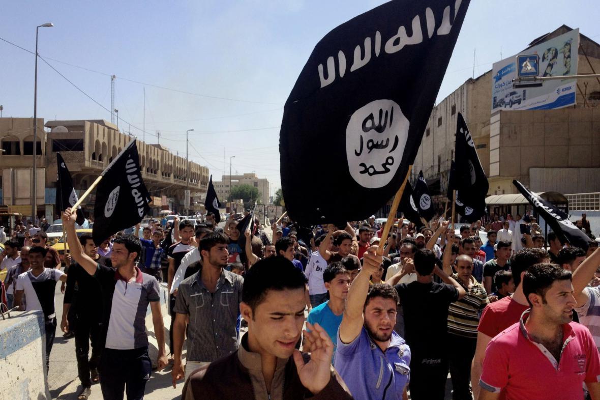 Příznivci islamistů