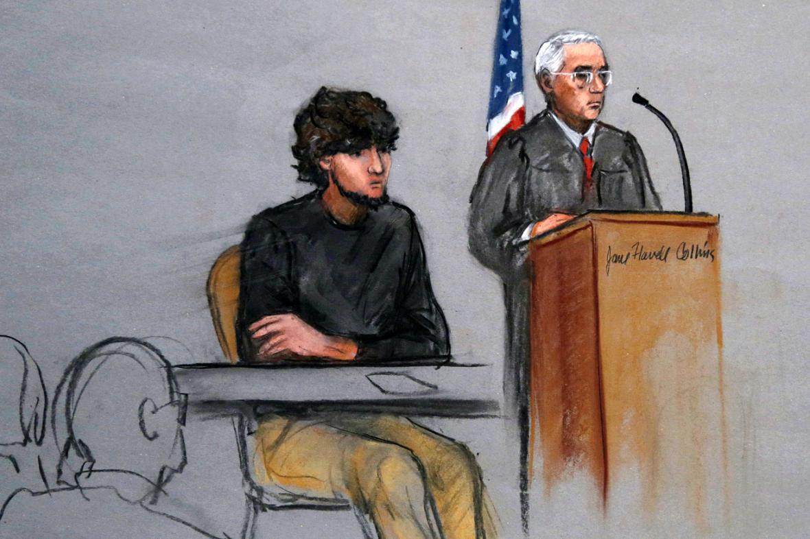 Soud s Džocharem Carnajevem