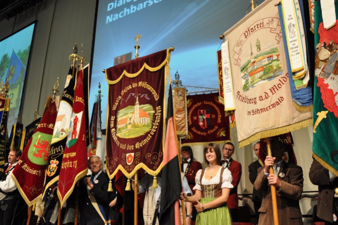 Sudetoněmecký sjezd v Augsburgu