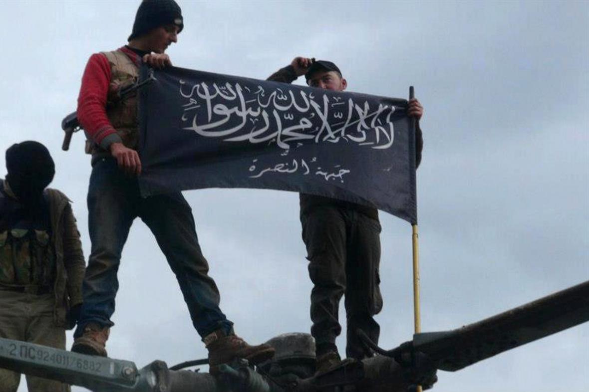 Radikálové z organizace An-Nusra
