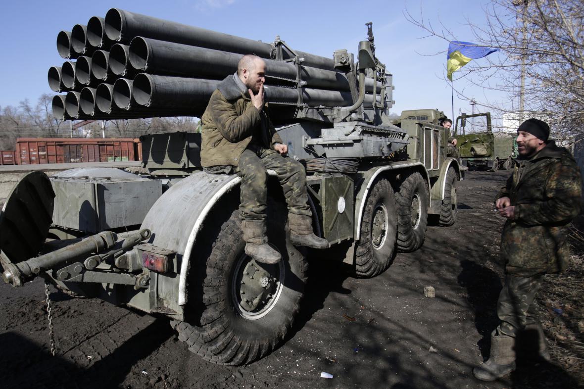 Konflikt na Ukrajině