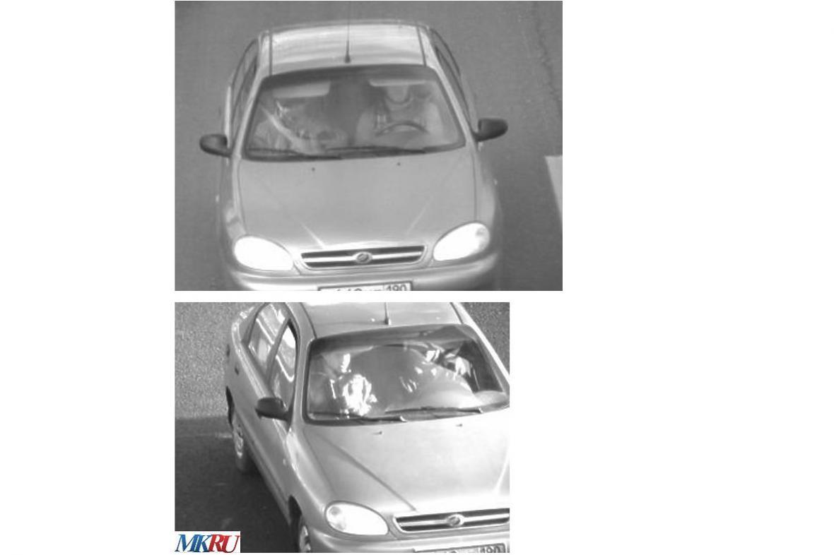 Auto s údajným vrahem Němcova