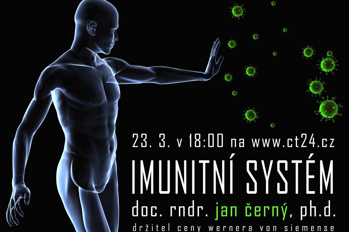 Plakát k přednášce: Imunitní systém