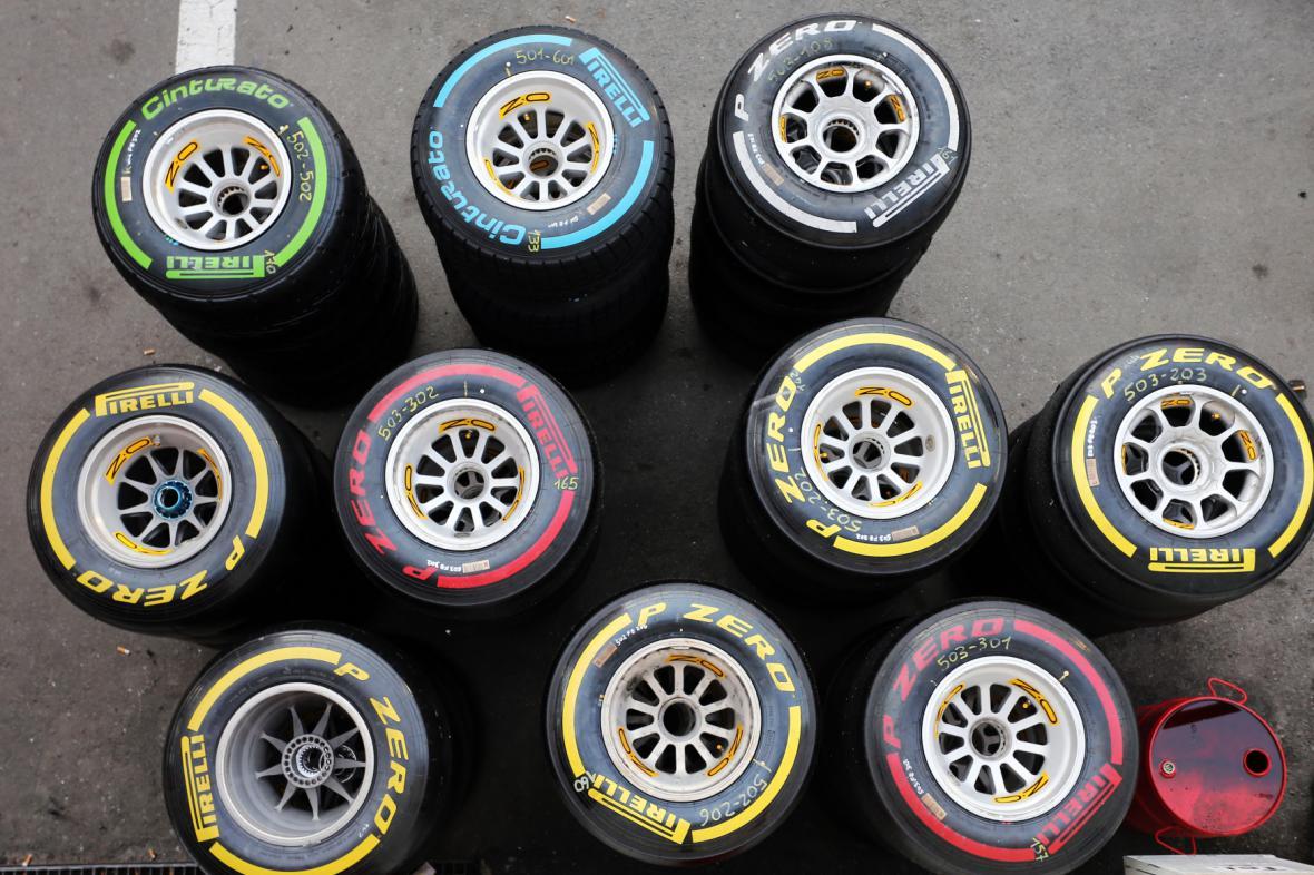 Pneumatiky Pirelli