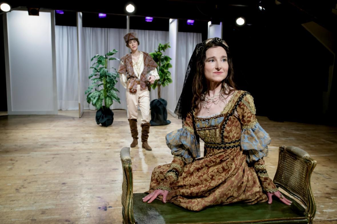 Twelfth Night (Večer tříkrálový)