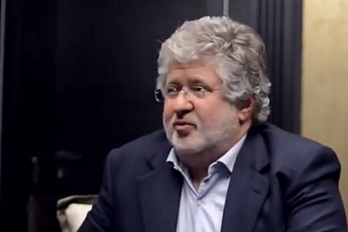 Podnikatel Ihor Kolomojskyj