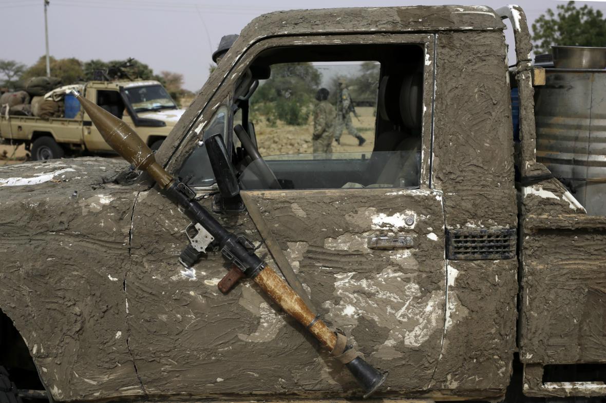 Boje proti Boko Haram