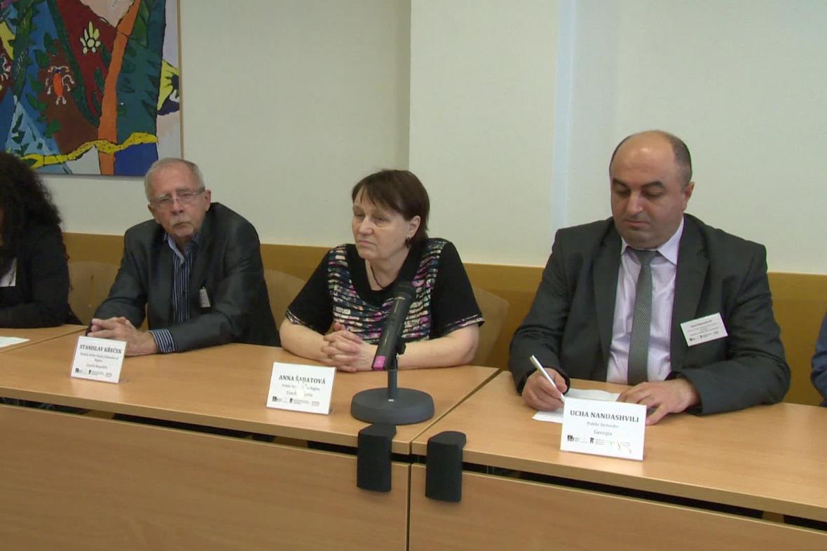 Konference ombudsmanů