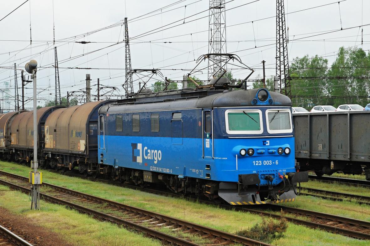 Nákladní železniční doprava