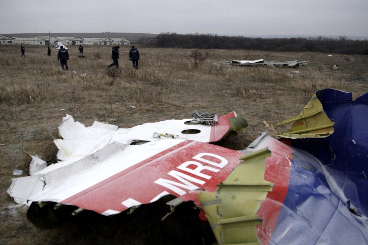 Tragédie MH17