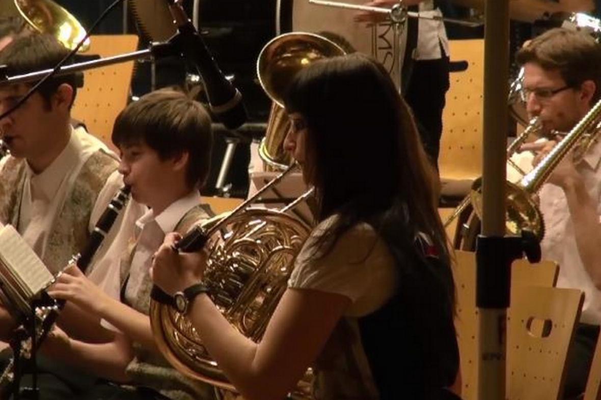Koncert v Kolíně