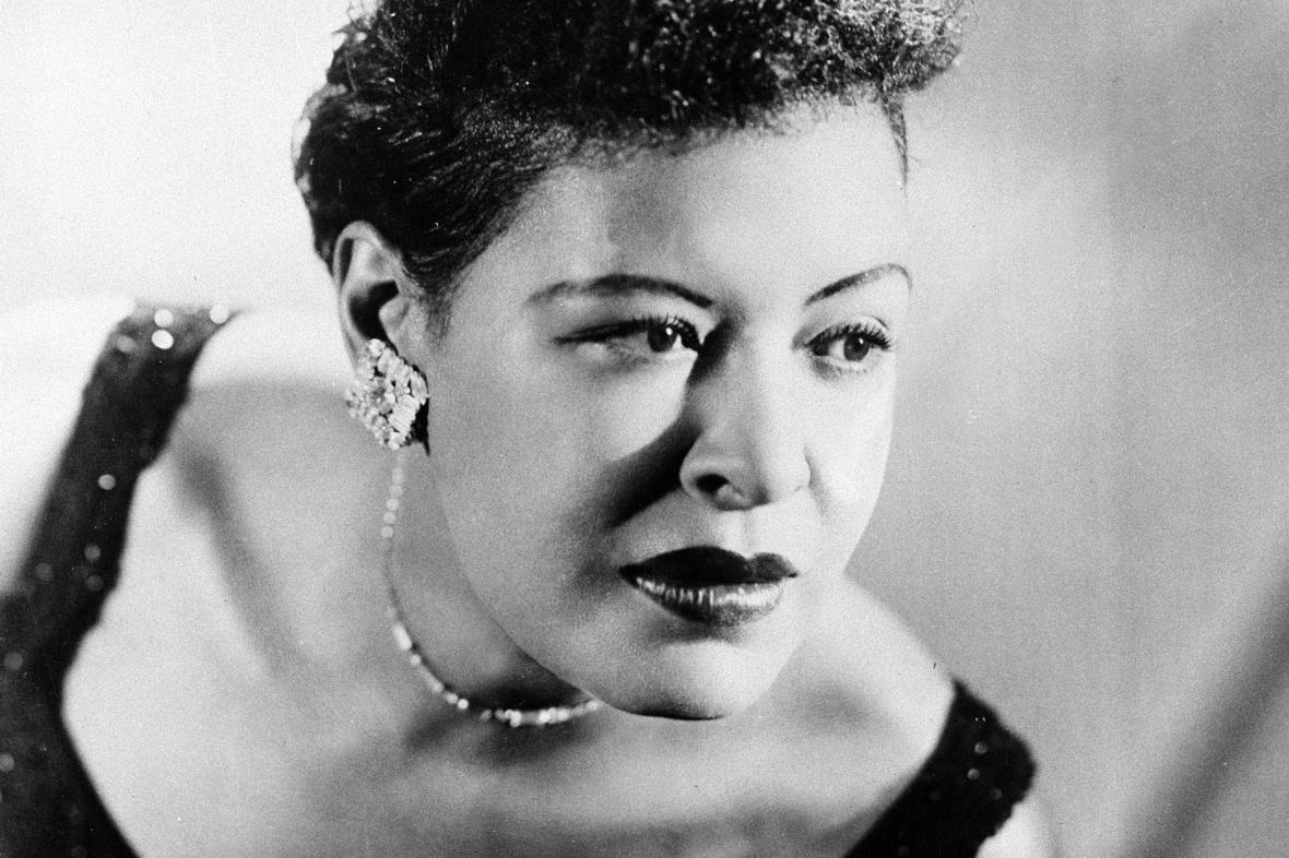 Billie Holidayová